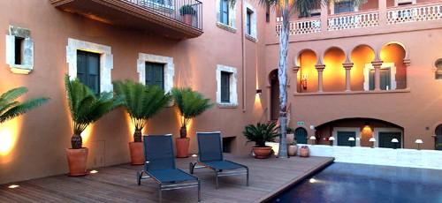 Hotel Gran Claustre | Restaurant Bruixes de Burriac - Altafulla