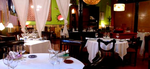 Restaurant Semproniana  |  Barcelona