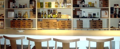 Restaurant Botiga Matamala  |  Barcelona