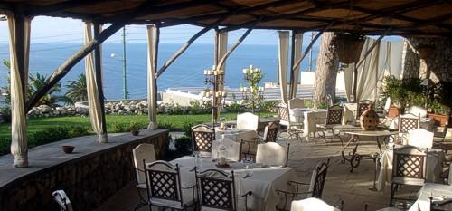 Ristorante Ziqú  |  Hotel Villa Marina  |  Capri