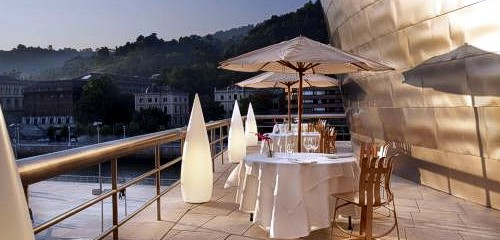 Restaurante Guggenheim  |  Bilbao