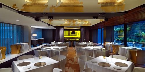 Restaurant MOments (Hotel Mandarin Oriental)  |  Barcelona