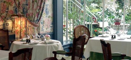 La Table d'Olivia (Hôtel de Toiras)  |  Saint Martin de Ré