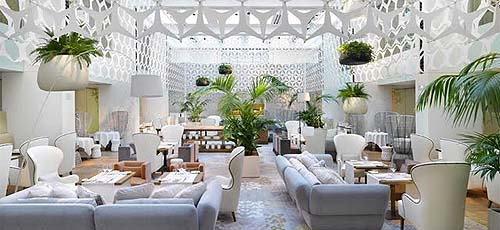 Restaurant Blanc (Hotel Mandarin Oriental)  |  Barcelona