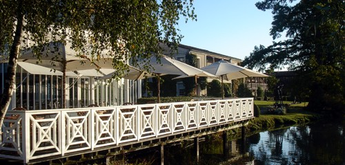 Restaurant La Grand´ Vigne (Hotel Les Sources de Caudalie)  |  Martillac
