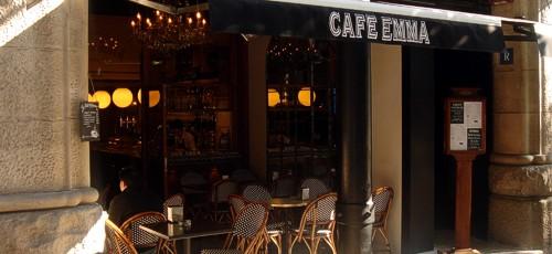 Café Emma  |  Barcelona
