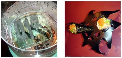 Gintonic 41º  &  Cono de atún