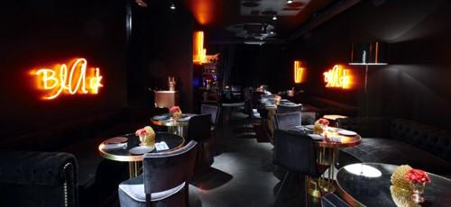 Restaurant Black  |  Barcelona