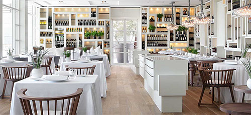 Restaurant Enoteca (Hotel Arts)  |  Barcelona