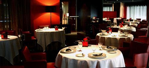 Restaurant Gaig (Hotel Cram)  |  Barcelona