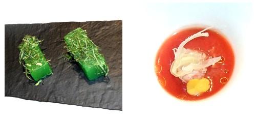 Mojito sólido  &  Bloody-Mary