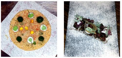 Pizza Tickets  &  Viaje Nórdico