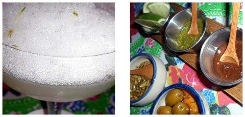 Margarita  &  Salsas