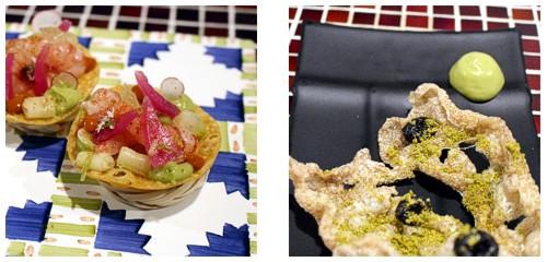 Cochinita pibil  &  Oreja de cerdo