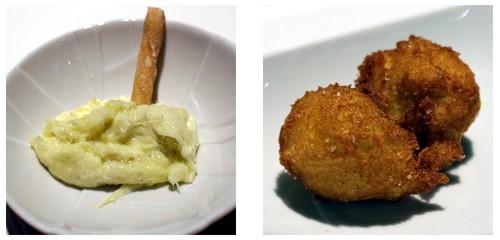 Dueto de bacalaos (Brandada & Buñuelos)