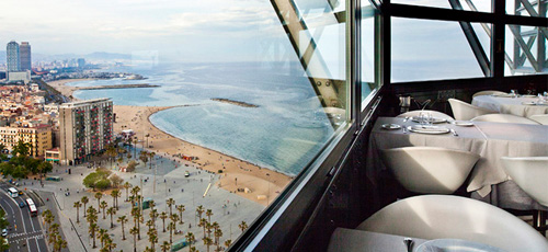 restaurant Torre d´Alta Mar  |  Barcelona