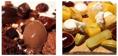 Anarkía de chocolate  &  Petit-fours