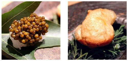 Caviar  &  Palomita