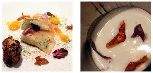 Melón de avellana  &  Marmita de leche y espino