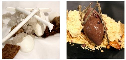 Yogur y especias  &  Chocolate y regaliz
