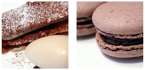Milhojas  &  Macaron