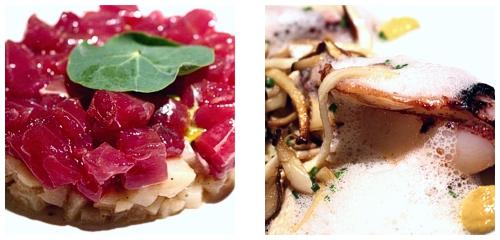 Tartar & Calamares