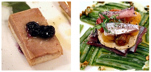 Foie & Sardinas