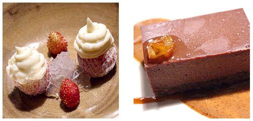 Fresas & Chocolate