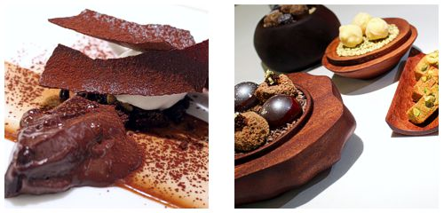 Cacao & Petit-fours